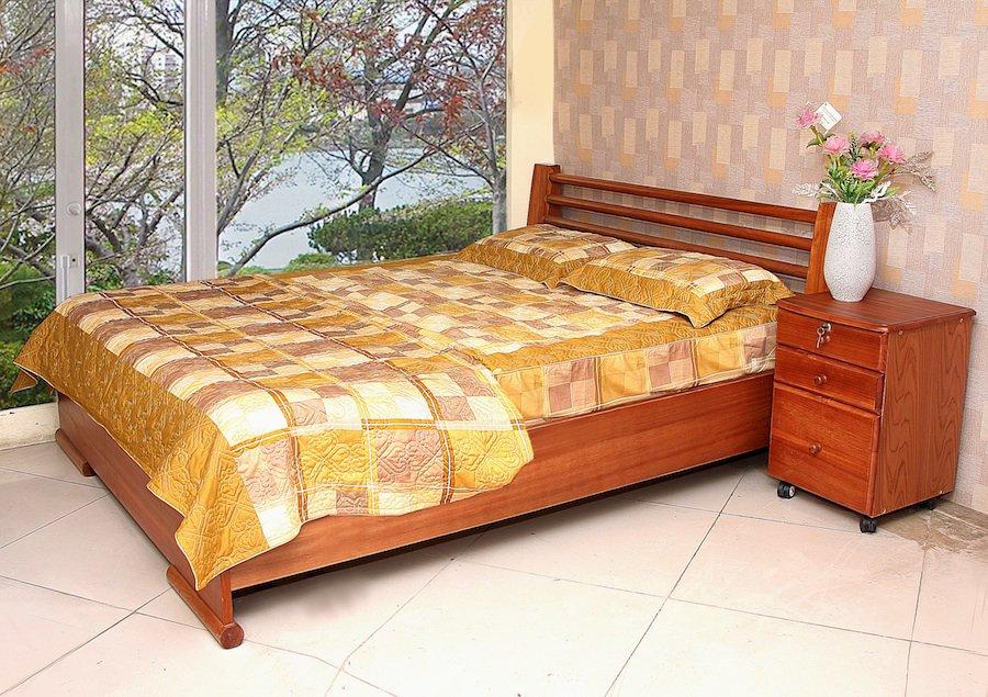 Giường ngủ mẫu HN4