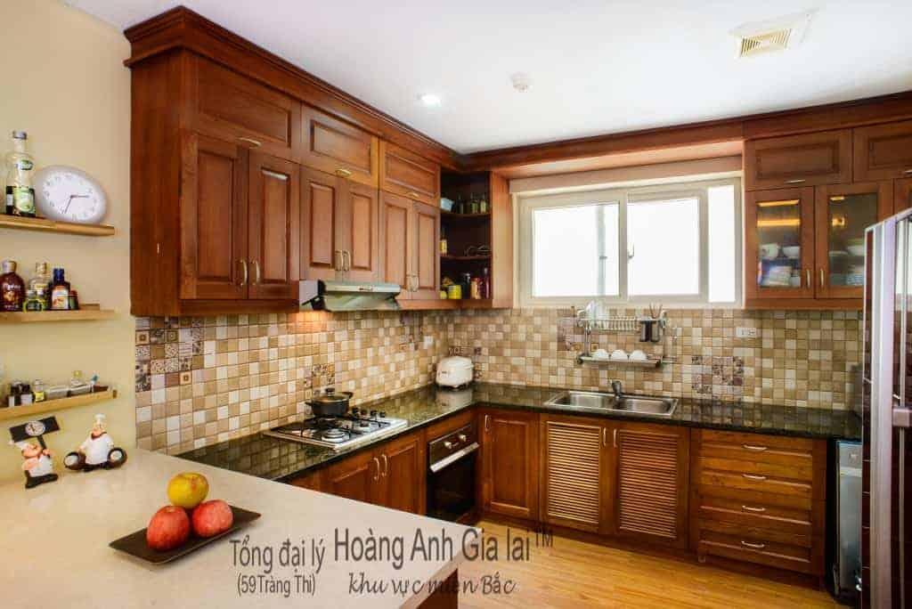 Tủ bếp HAGL